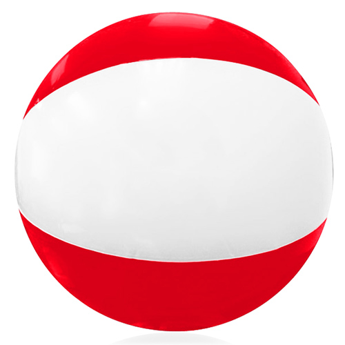 16 Inch PVC Inflatable Beach Ball Image 2