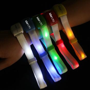 Flashing Blinking Wrap Bracelet