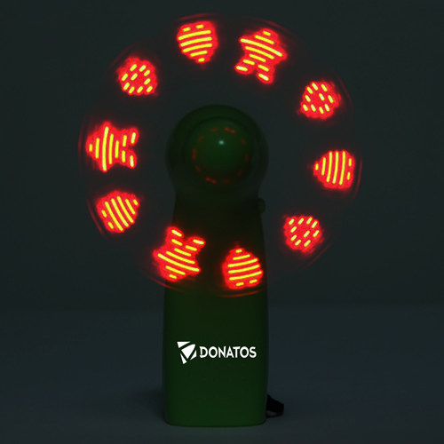 Personalized Handheld Cooling Fan