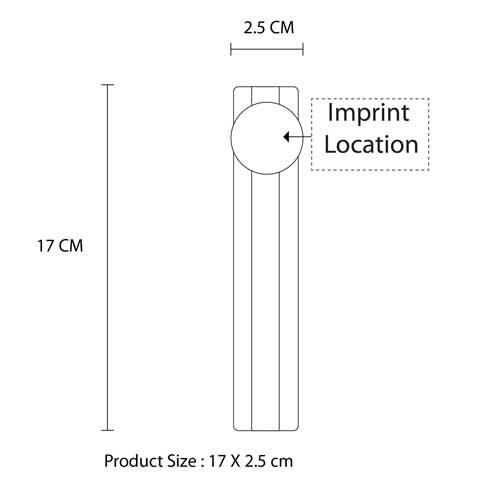 Safety Flashing LED Strip Armband