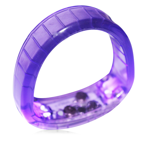 Light-Emitting Voice Bracelet