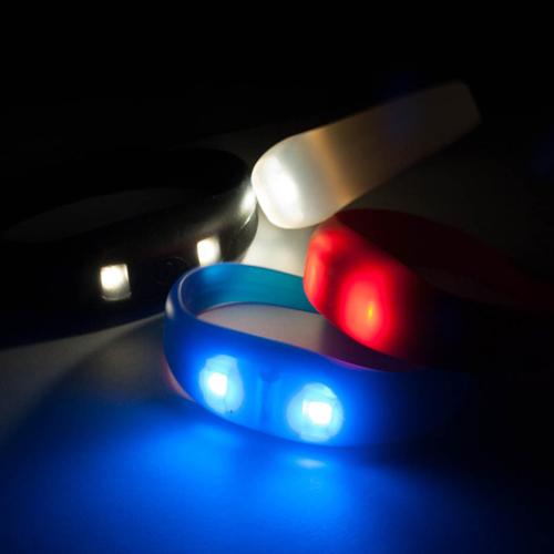 Motion Flashing Led Bracelet Image 7