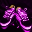 Pair Of LED Flashing Shoe Laces