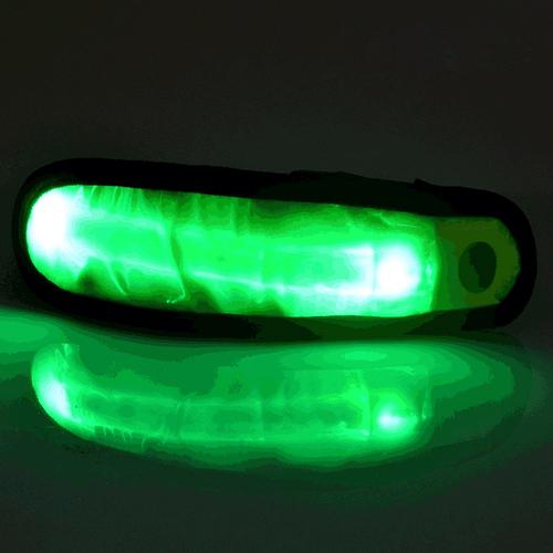 Safety Flashing LED Glow Armband