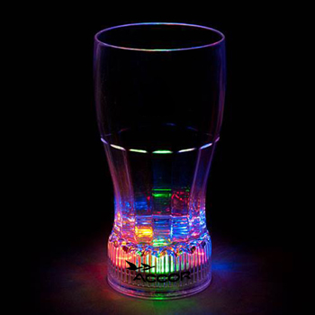 350ML LED Flashing Cup