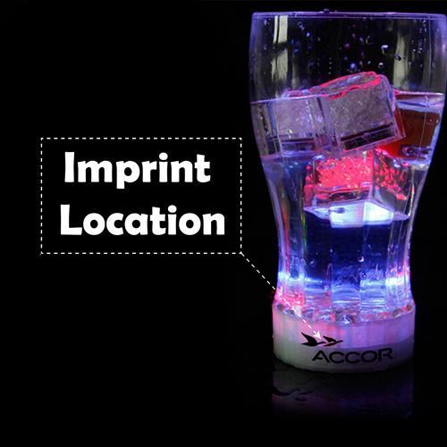 350ML LED Flashing Cup