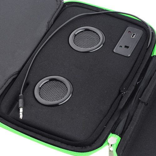 7 Inch Tablet Case With Speaker