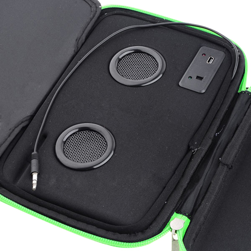 9 Inch Tablet Case With Speaker
