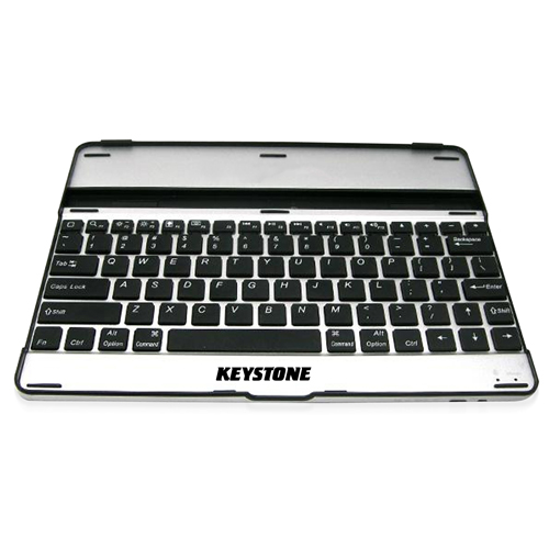 Multimedia Bluetooth Aluminum Keyboard
