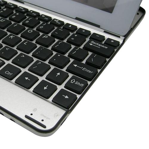 Multimedia Bluetooth Aluminum Keyboard