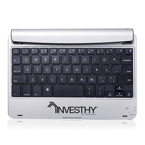 Aluminum Protective Wireless Keyboard
