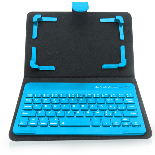 Wireless Bluetooth Keyboard Tablet Case