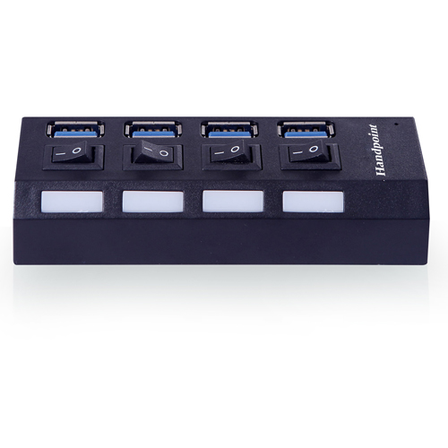 4 Port USB 2.0 Switchable Hub Image 5