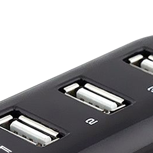 Mini 4 Port USB Hub Image 4