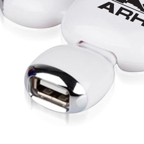 4 Ports Turtle USB Hub