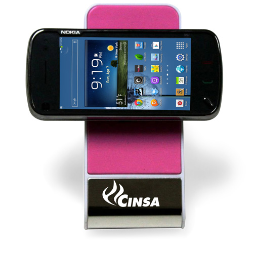 3-In-1 Mobile Phone Holder With USB Hub Image 4