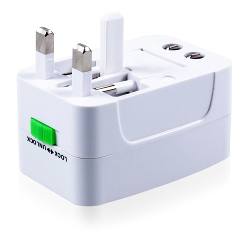 Universal Multi Travel Adapter