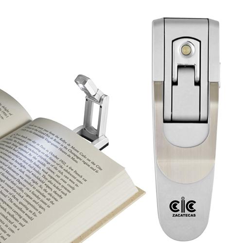 LED Clip On Adjustable Book Light