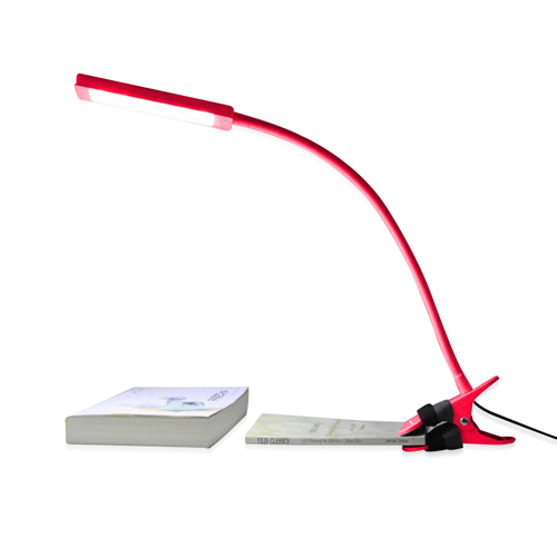 Adjustable Clip On LED Table Lamp