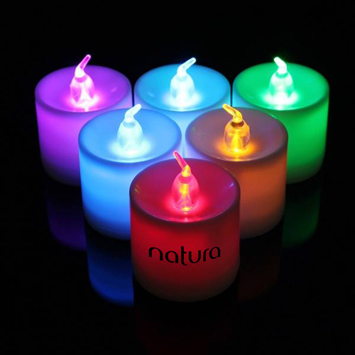 Flameless 7 Color Led Candle Image 3