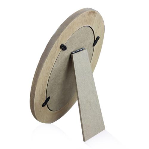 Oval Shape Photo Frame