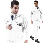 Work Safe Traditional Overall Suit