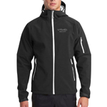 Waterproof Soft Shell Hooded Jacket