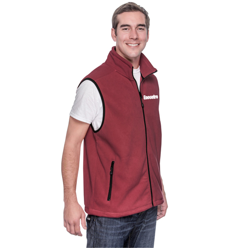 Wintercept Fleece Adult Vest Image 3