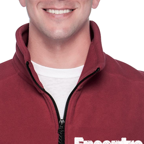 Wintercept Fleece Adult Vest Image 4