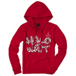 Women Pullover Fleece Hoodie