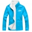 Two-Color Fleece Jacket