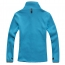 Two-Color Fleece Jacket Image 1