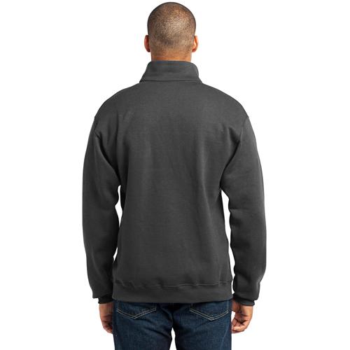 Quarter-Zip Fleece Sweatshirt