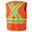 X Safety Mesh Back Vest Image 1