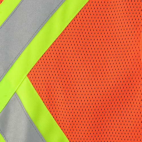 X Safety Mesh Back Vest Image 5