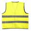 Reflective Security Safety Vest Image 1