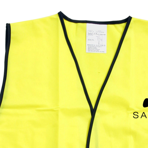 Reflective Security Safety Vest Image 2