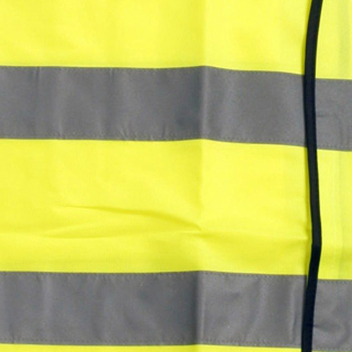 Reflective Security Safety Vest Image 4