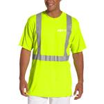 Reflective Short Sleeves T-Shirt