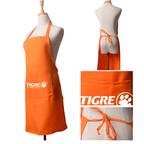 Polyester Apron With 2 Pocket Image 6