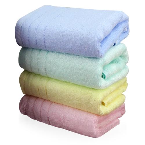 Thick Bamboo Fiber Soft FACE Towel