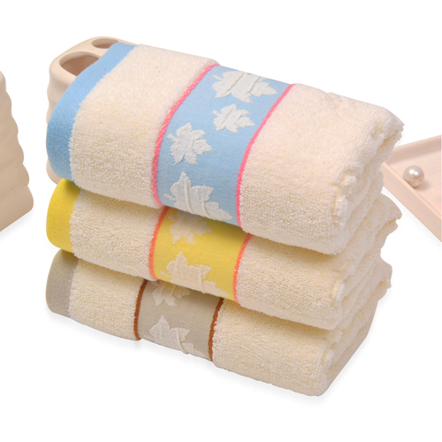 Flawor Design Cotton Face Towel