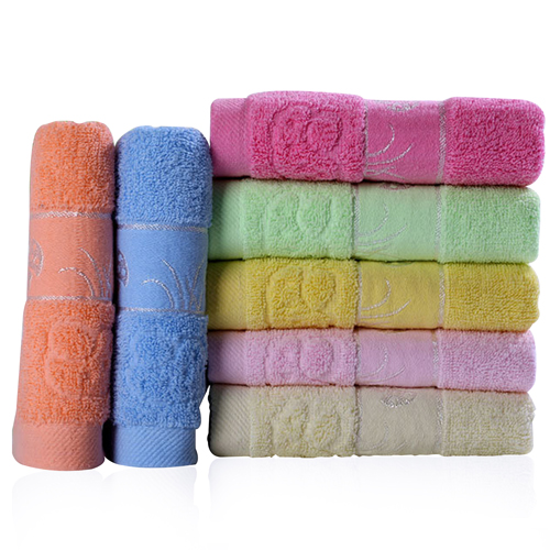Cotton Fiber Absorbent Face Towel
