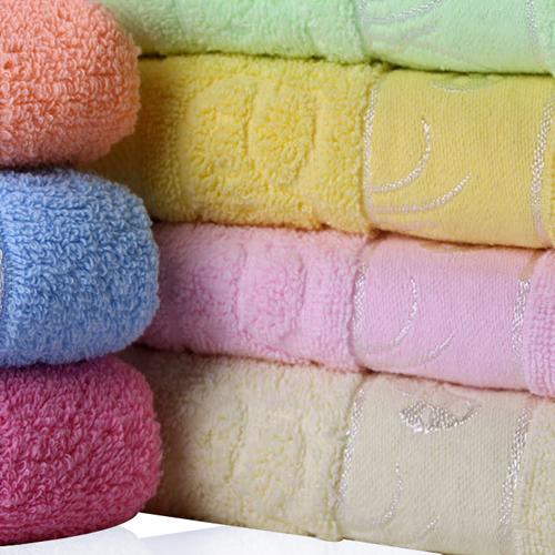 Cotton Fiber Absorbent Face Towel