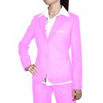2 Button Lady Business Suit