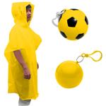 Custom Rain Round Poncho With Hood