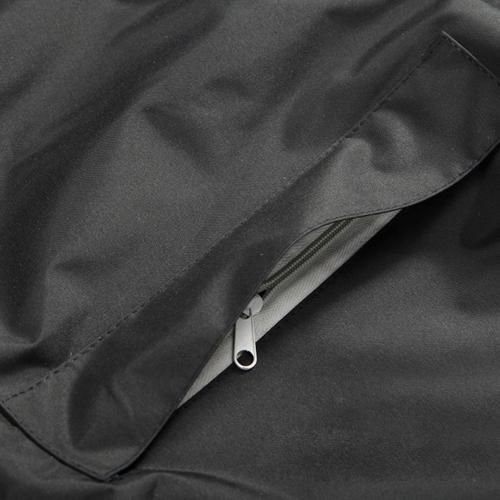 Waterproof Imitation Reflective Raincoat