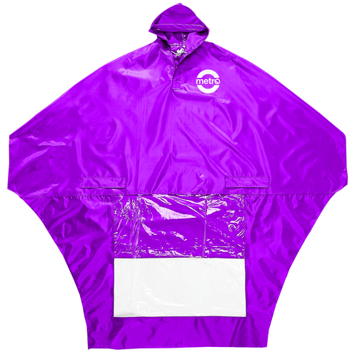 Motorcyle Riding Safe Raincoat