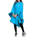 Waterproof Ripstop Hooded Rain Poncho