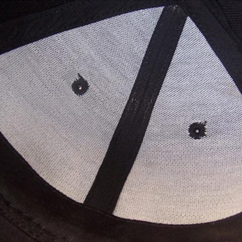 Baseball Cap With Velcro Closure